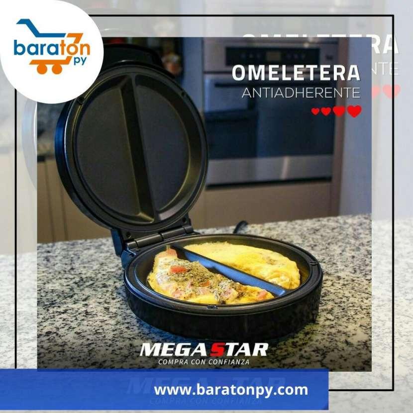 Omeletera eléctrica Mega Star - 0