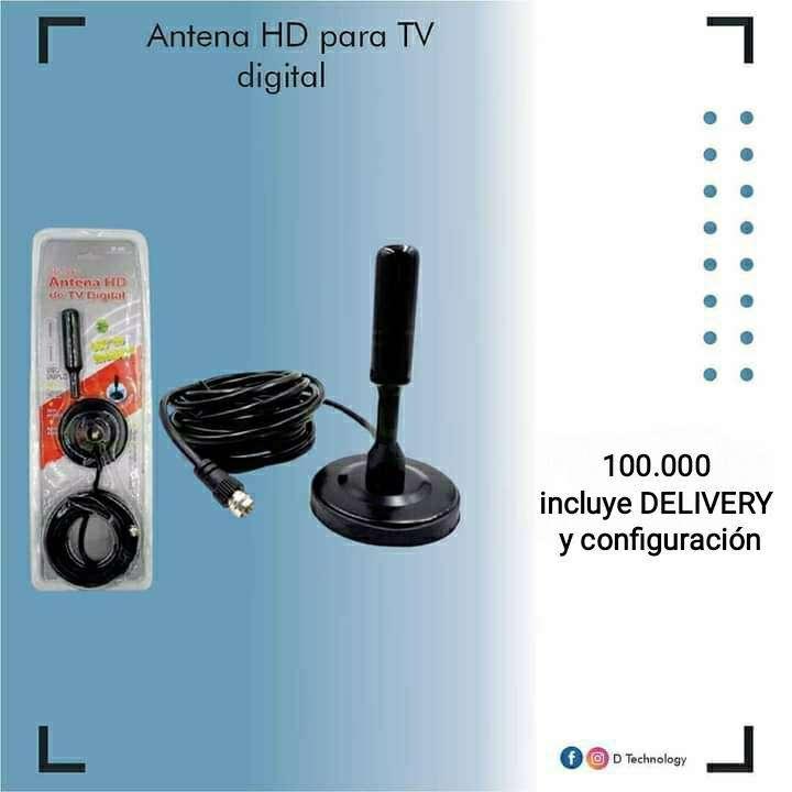 Antena para canales de aire - 0