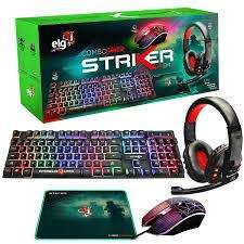 Kit gamer - 0