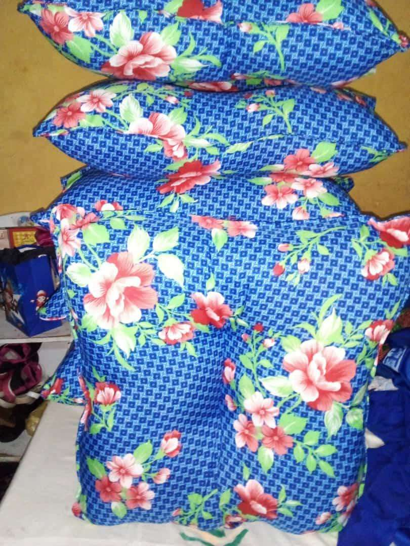 Almohadones estampados de tela - 5
