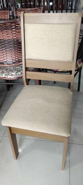 Juego de comedor 6 sillas Lotus cedro Celta Abba (4206) - 4