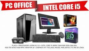PC Office Intel Core i5