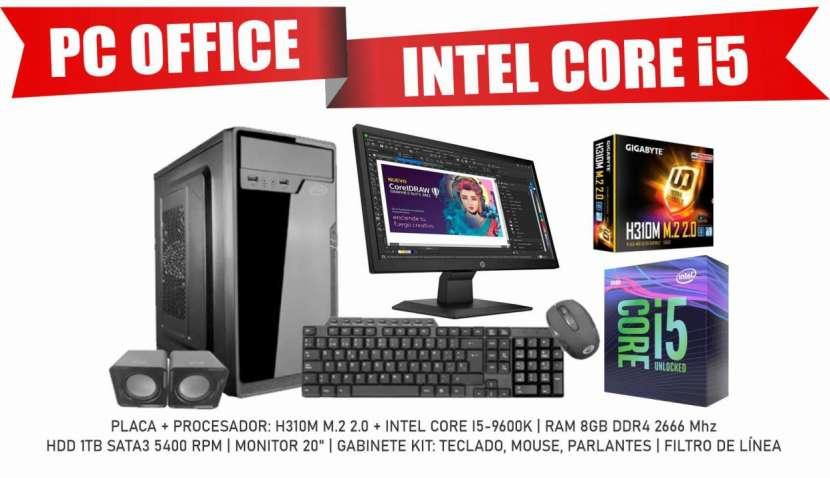PC Office Intel Core i5 - 0