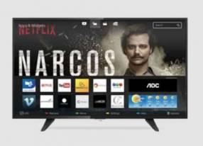 Smart TV AOC 49 pulgadas Le49s5970 FHD