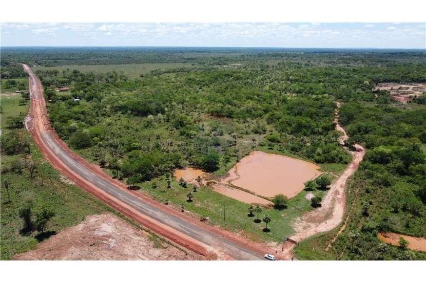 Propiedad de 45 hectáreas Paso Mbutu Horqueta - 6