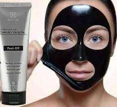 Máscara peel-off de carbón vegetal - 1