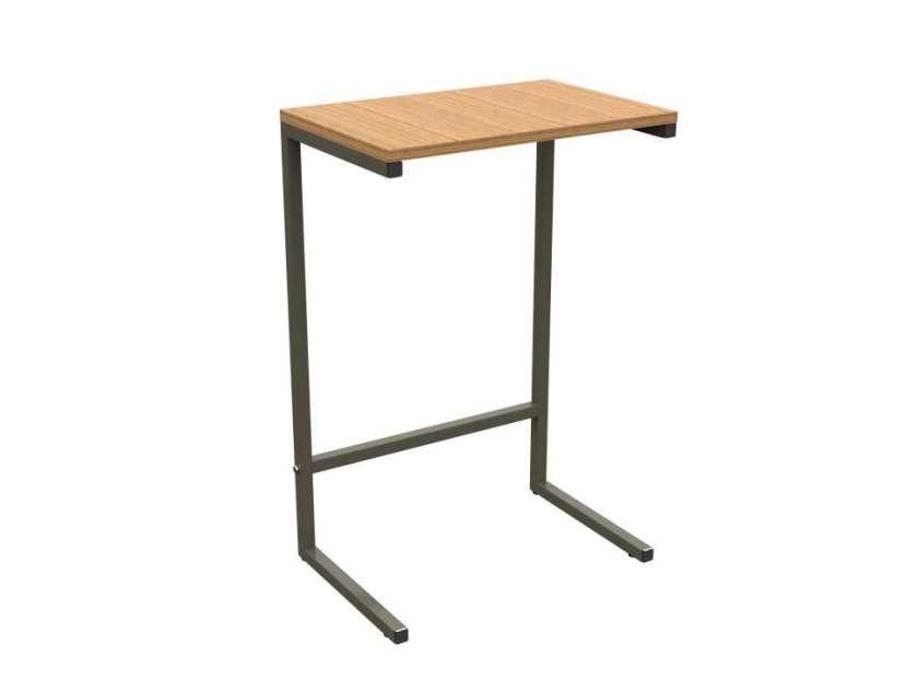 Mesa de apoyo pata de aluminio - 2