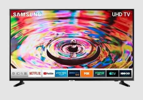 Smart TV Samsung 50 pulgadas Un50nu7095gxzs UHD - 0