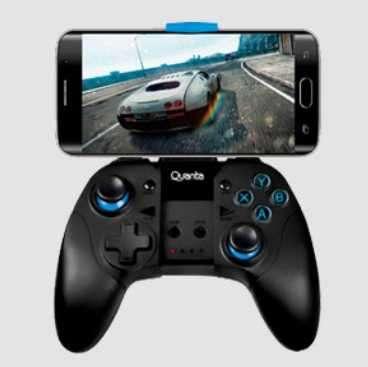 Control Quanta Qtjbs4000 Bluetooth Azul - 0