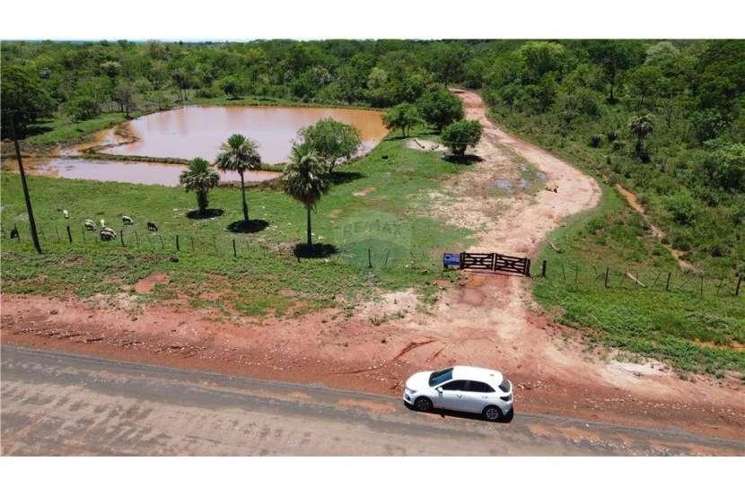 Propiedad de 45 hectáreas Paso Mbutu Horqueta - 1