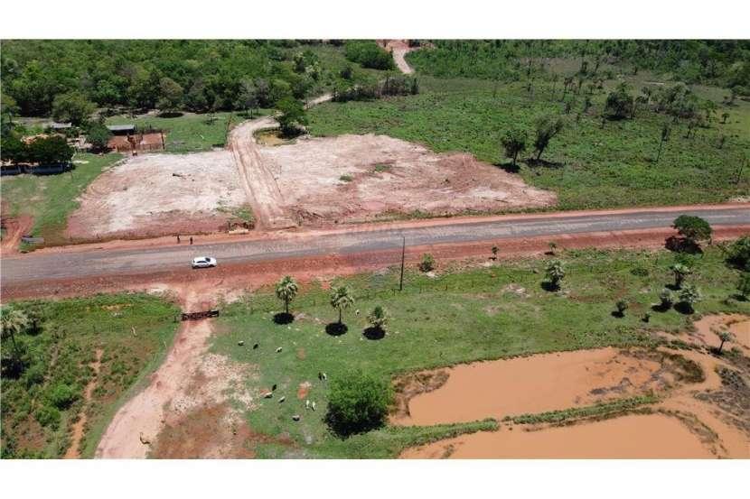 Propiedad de 45 hectáreas Paso Mbutu Horqueta - 5