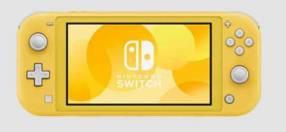 Nintendo Switch Lite Amarillo