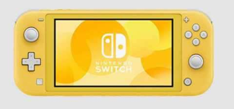 Nintendo Switch Lite Amarillo - 0