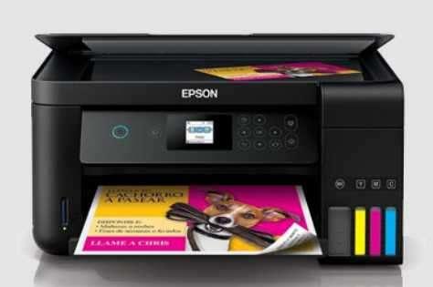 Impresora Epson L 4160 EcoTank Multifunción Wireless - 0