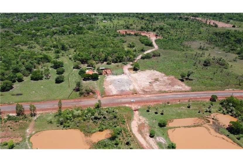Propiedad de 45 hectáreas Paso Mbutu Horqueta - 3