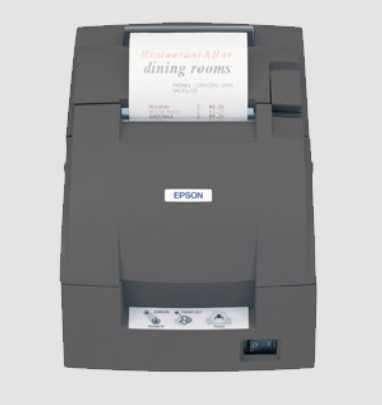 Impresora Epson Tm-u220 D USB - 0