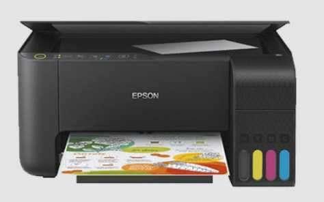 Impresora Epson L3150 EcoTank Multifunción Wireless - 0