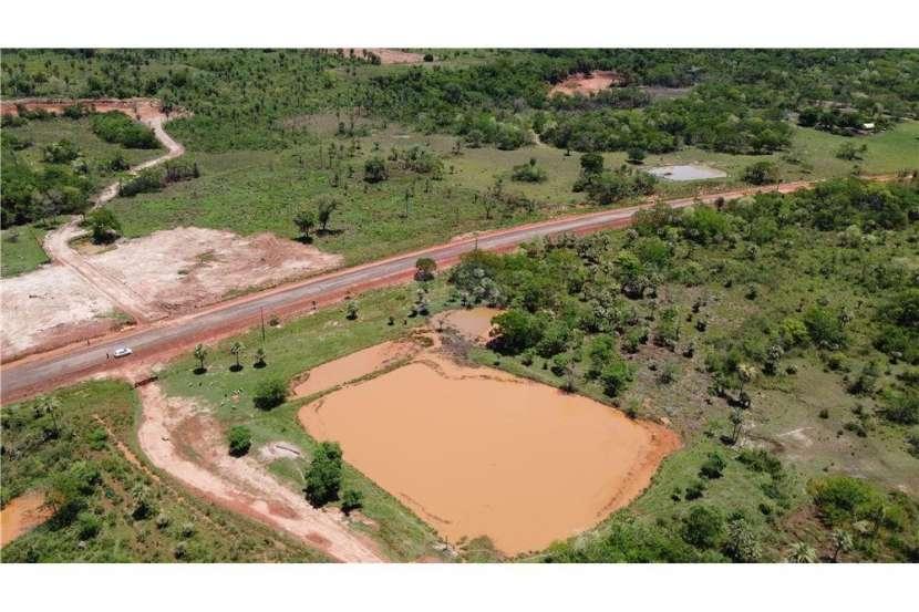 Propiedad de 45 hectáreas Paso Mbutu Horqueta - 4