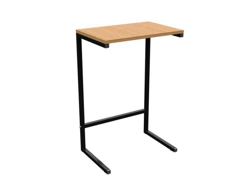 Mesa de apoyo pata de aluminio - 1