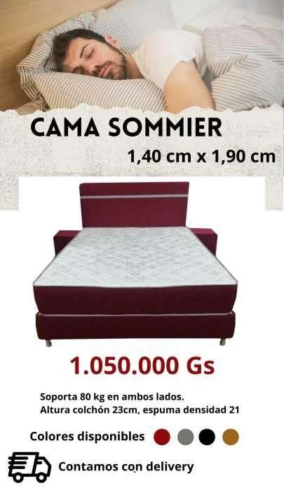 Sommier - 0