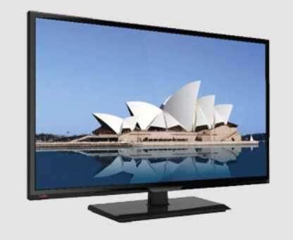 TV Aurora 24 pulgadas 24c2n FHD - 0