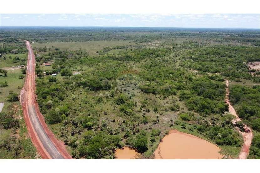 Propiedad de 45 hectáreas Paso Mbutu Horqueta - 2