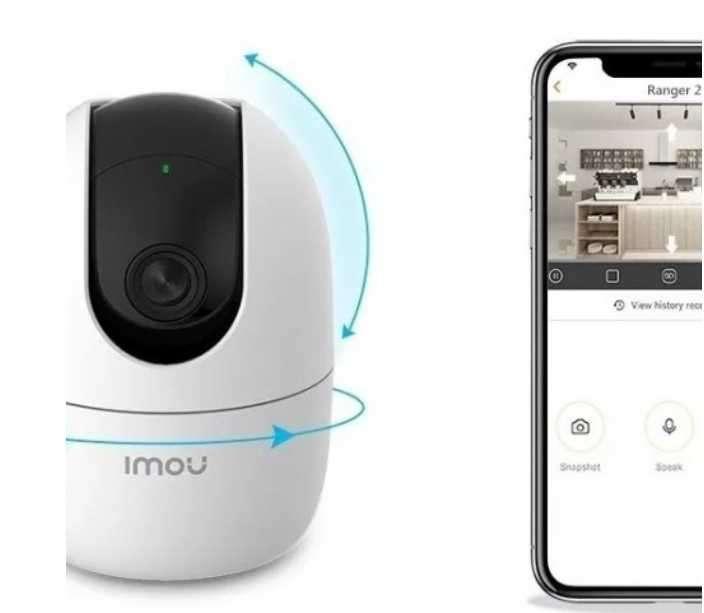 Cámara wifi para el hogar Imou Dahua A22 Ranger 2MP - 1