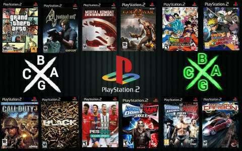 Servicio de cargas de juegos PlayStation 2 - 0
