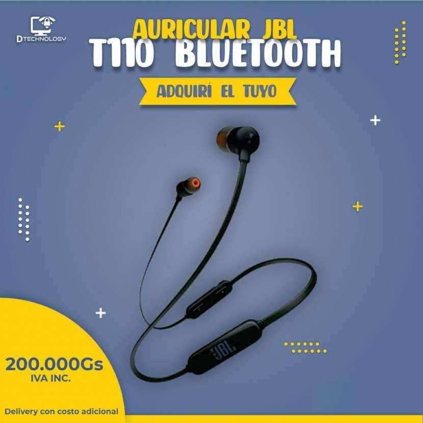Auricular JBL bluetooth original - 0