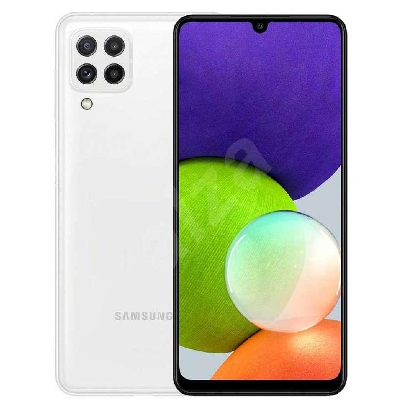 Samsung Galaxy A22 128gb blanco 5g homologado a225m - 0