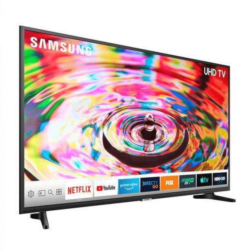 Smart tv led 4k uhd Samsung 50 pulgadas UN50TU7090 - 0