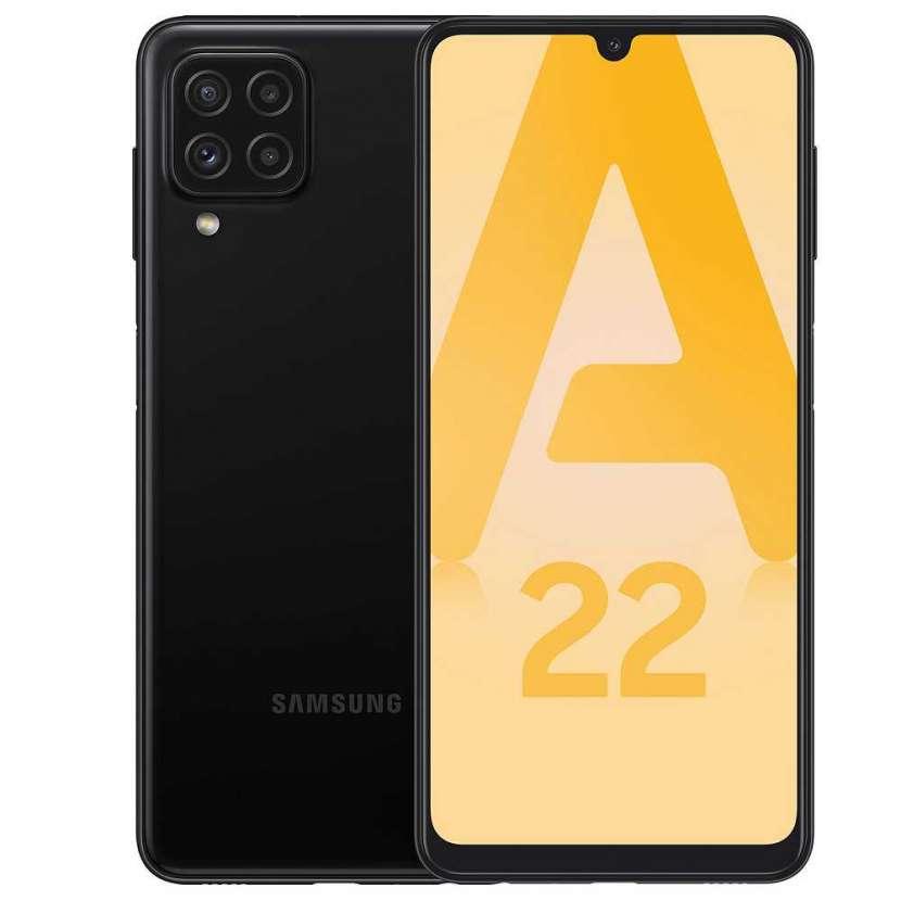 Samsung Galaxy A22 128GB NEGRO 5G HOMOLOGADO A225M - 1