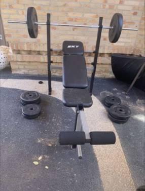 Kit mini gym