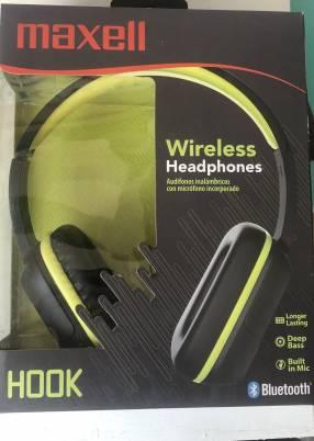 Headset Maxell H00K
