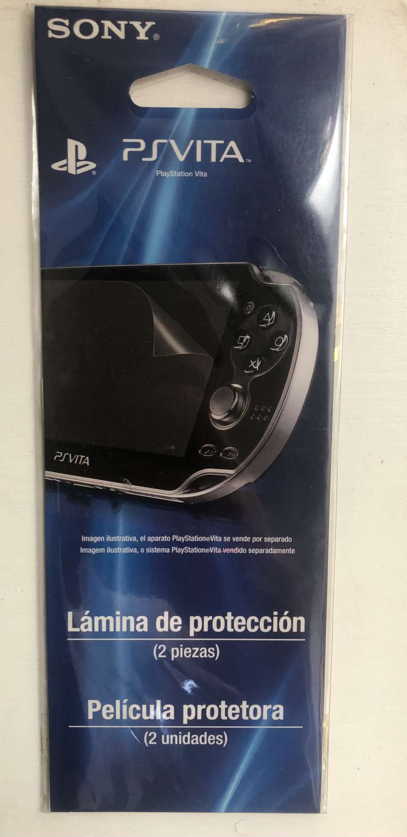 Lámina de protección PS-Vita - 0