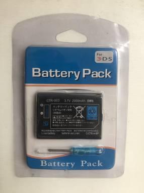 Batería para 3DS