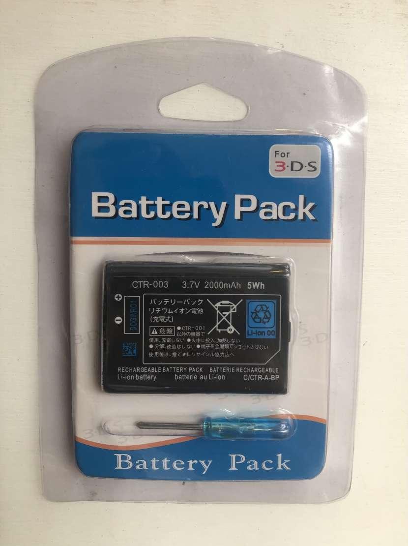 Batería para 3DS - 0