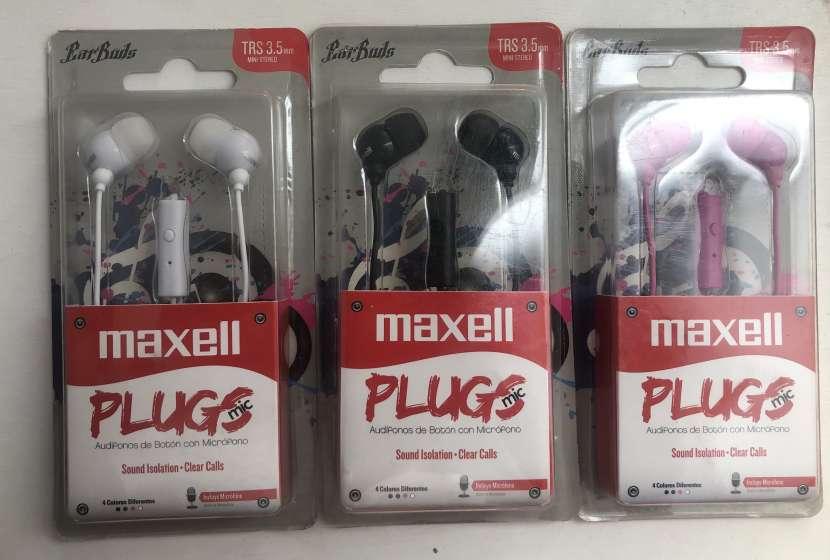 Audífonos Maxell - 0