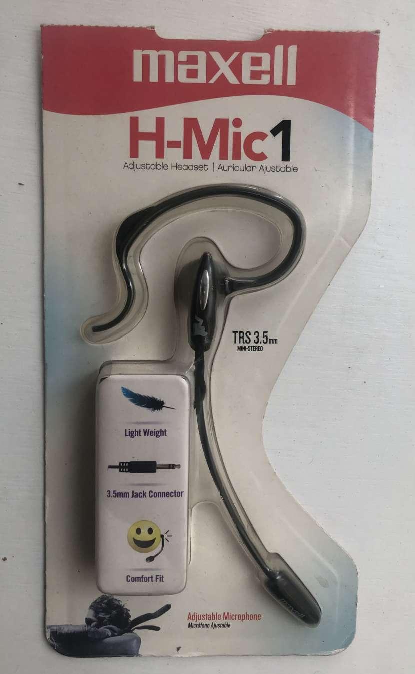 Auricular H-Mic 1 Maxell - 0