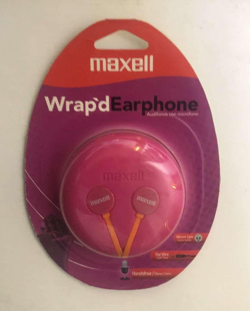 Audífonos Maxell MXH-IE100C - 0