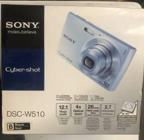 Cámara Sony DSC-W510