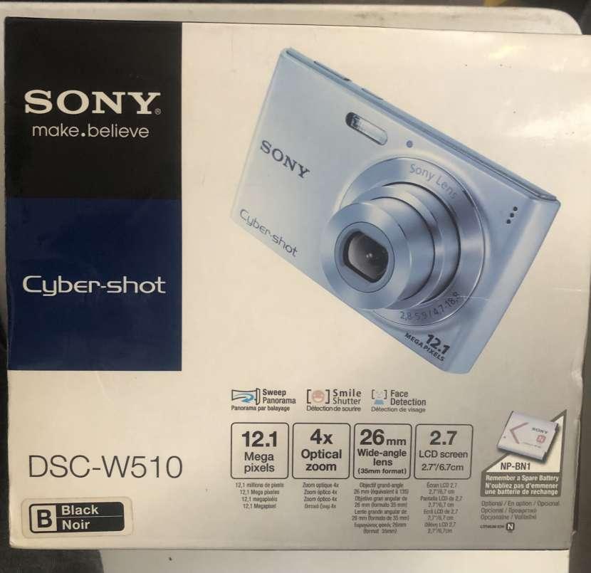 Cámara Sony DSC-W510 - 0