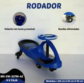 Rodador musical