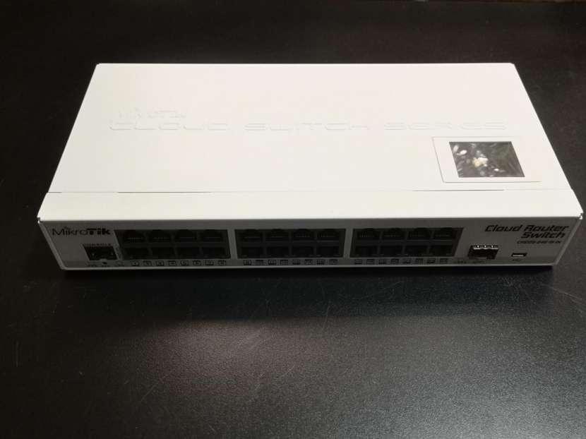 Mikrotik Cloud Router Swicht - 0