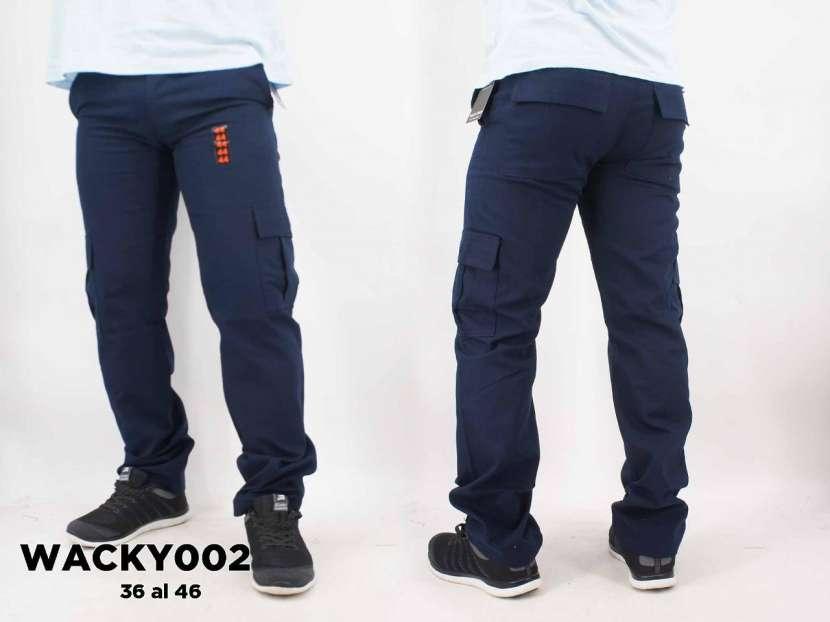 Pantalón sport carpintero para caballero WACKY002 - 0
