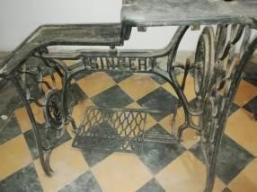 Máquina de coser aparador Singer 1920