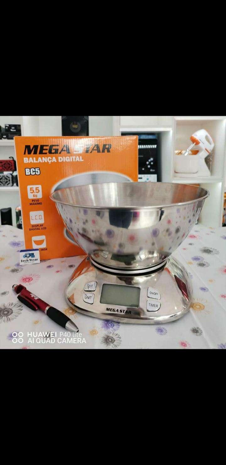 Balanza de cocina Mega Star - 0