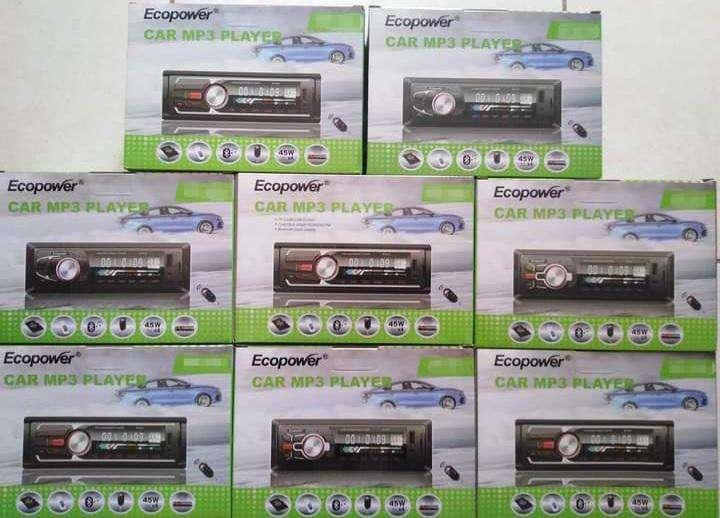 Autoradio Ecopower - 0