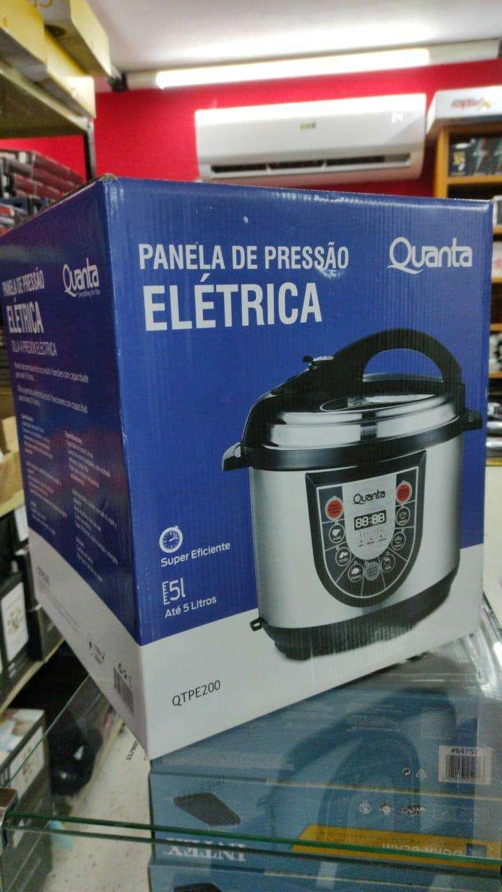 Olla eléctrica de 5 litros - 0
