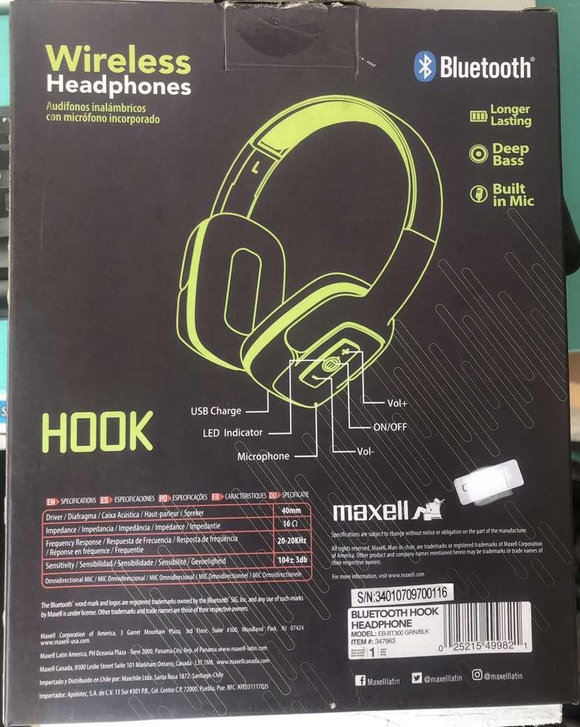 Headset Maxell H00K - 1